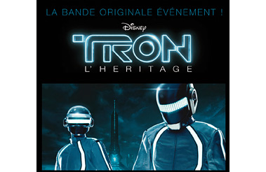 B.O. Tron par Daft Punk